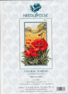 Wild Poppy Needlepoise
