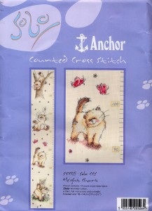 Solo the Cat STC05 Anchor