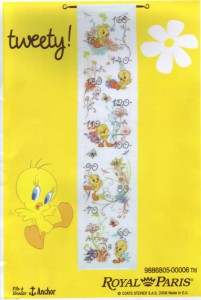 Tweety Royal Paris Anchor