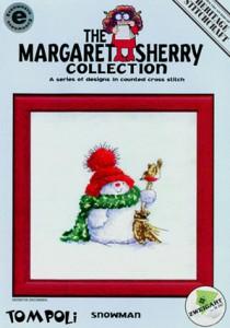 Heritage Margaret Sherry collection Snowman