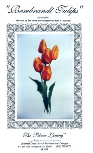Rembrandt Tulips Silver Lining