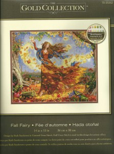 Dimensions 35262 Fall Fairy