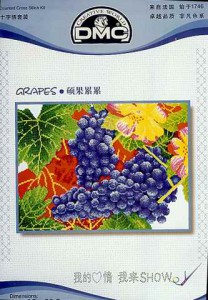 DMC XN 9011 Grapes