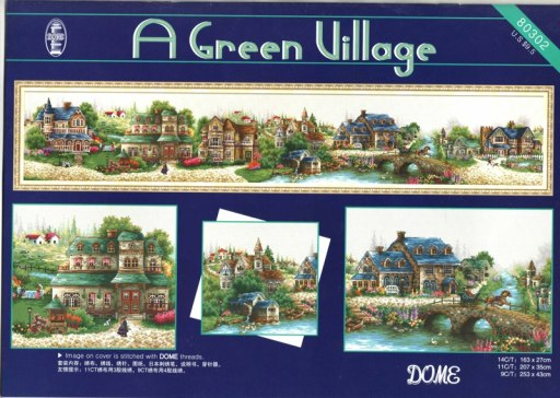 DOME 80302 A Green Village