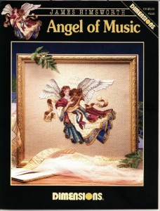 Dimensions Angel of Music