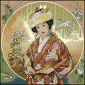 Dimensions 35109 Japanese Maiden