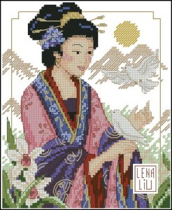 Dimensions 35126 Oriental Touch