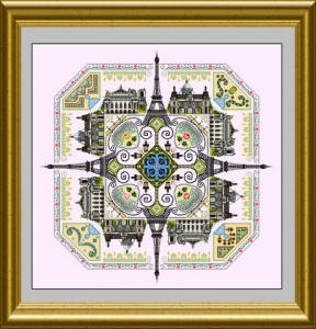 Paris Mandala