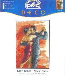 DMC Latin dance