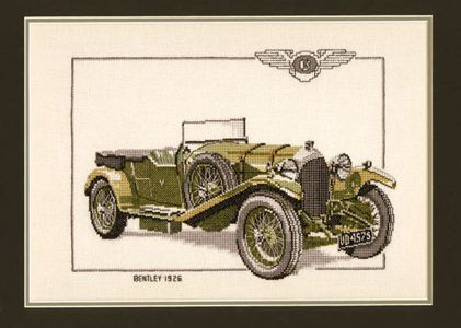 Heritage CBT116 1927 Bentley