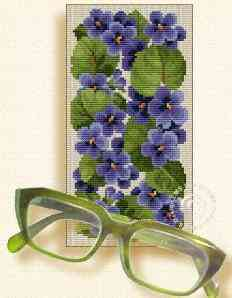 EMS 106 Eyeglass Summer Flowers
