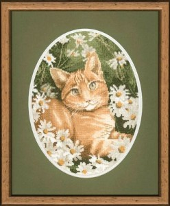 Heritage JSGC306 Ginger Cat