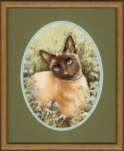 Heritage JSSC305 Siamese Cat