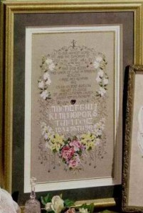 Stoney Creek Book 318 Wedding Collection-Wedding Sampler