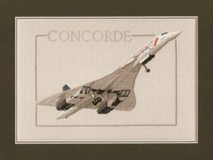 Heritage CCD265 Concorde