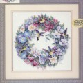 Dimensions 35132 Hummingbird Wreath