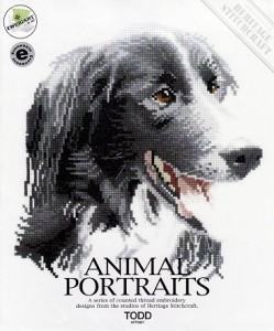 Heritage Animals Portrait APTD87 Todd