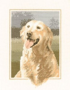 Heritage John Stubbs JSGR419 Golden Retriever