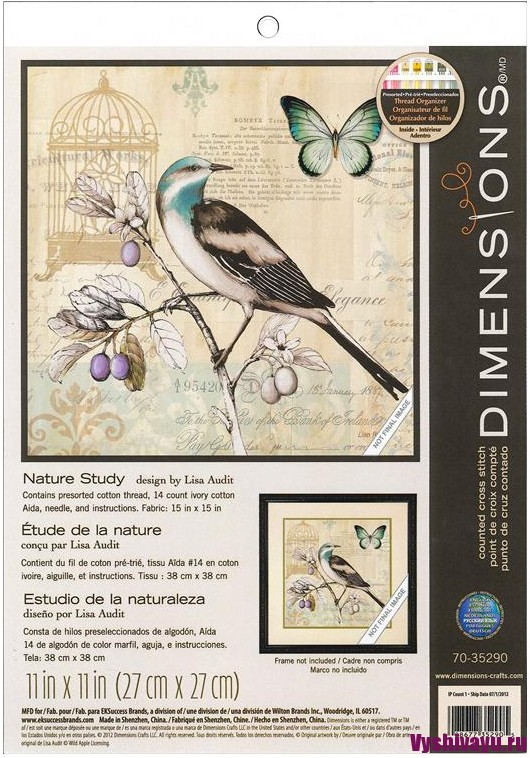 Dimensions 70-35290 Nature Study