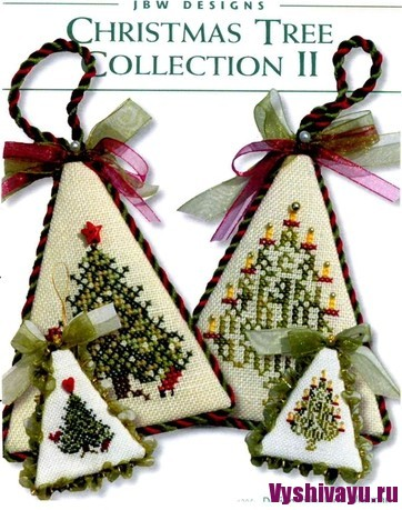 JBW Designs - Cristmas Tree Collection II