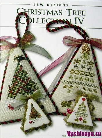 JBW Designs - Cristmas Tree Collection IV
