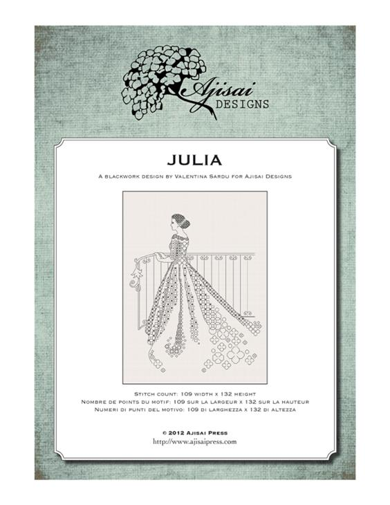 Ajisai Designs Julia