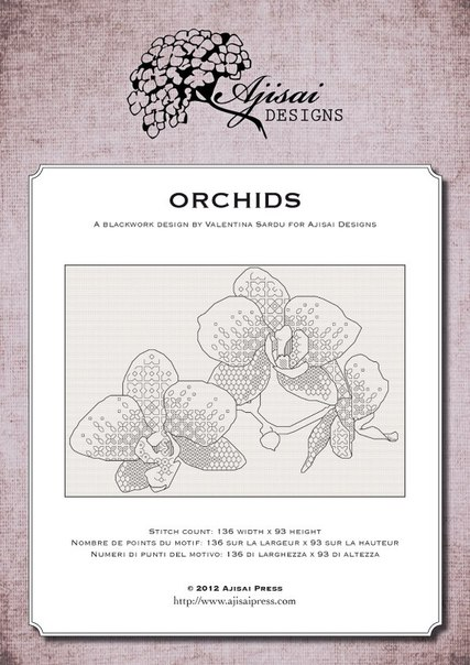 Ajisai Designs Orchids