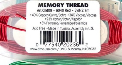 Мулине DMC Color Infusions Memory Thread